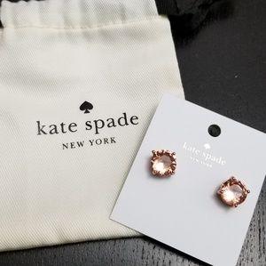 Kate Spade Gumdrop Light Peach Studs